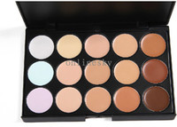 Wholesale Promotion colors makeup Concealer Camouflage Neutral Palette Free DHL Shipping