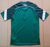 Wholesale Mexico world cup Away Green jersey best thailand quality football jersey soccer uniforms mix order