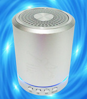 Wholesale LJ Colorful Mini Portable Speakers with FM Function support TF card Sound Box