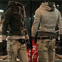 Wholesale New coats men outwear Mens Special Hoodie Jacket Coat men clothes cardigan style jacket men fleece Hoodies brand