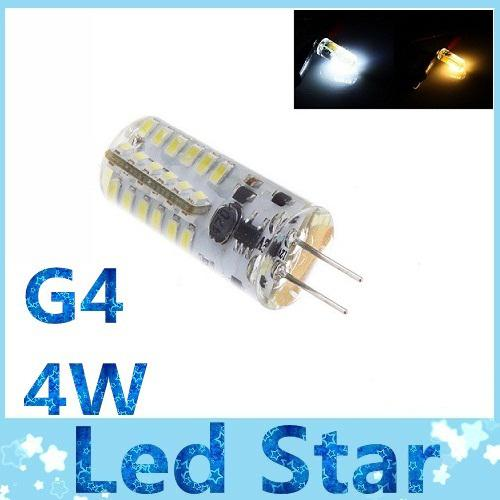 g4 4w 48 smd 3014 warm cool white led corn spot light bulb lamp dc 12v best replace halogen car. Black Bedroom Furniture Sets. Home Design Ideas