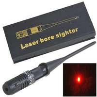 Wholesale Accurate Laser Bore Sighter Sight Collimator for to Handguns amp Rifles amp Sights amp Riflescopes
