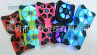 Wholesale Good quality Mini USB Fan Octopus Laptop Notebook Fan Cooler Cooling Pad