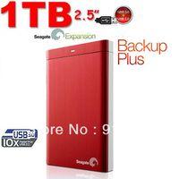 Wholesale good Seagate Backup Plus USB PC amp Mac External Hard Drive TB STBU1000302 Red