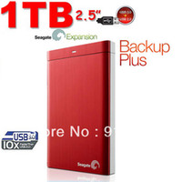Wholesale good Seagate Backup Plus USB PC amp Mac External Hard Drive TB STBU1000302 Red