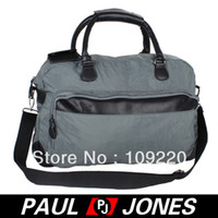 Wholesale New PJ Korean Men s Nylon Shoulder Bag Messenger Bag Tote Travel Bag GZ617
