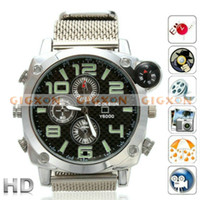Wholesale 1080P IR Watch Security Surveillance Hidden Spy Camera Video Recorder GB