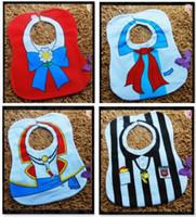 Choose ur Design baby sailor costumes - HOT SALE Baby Bibs Layers Navy Children s Bibs NB Saliva Towel Sailor Pinafore Costumes Burp Cloth UN3