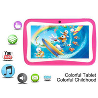 Wholesale S5Q Android Tablet inch Wifi PC Laptop for Child Boy Kids Children AAACOJ