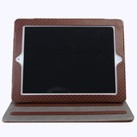 Wholesale PU Leather Case With High Quality Material For Ipad3