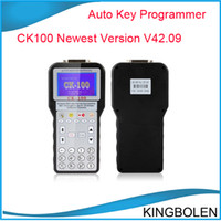 Wholesale 2014 CK100 CK Auto Key Programmer updated version of SBB V45 Auto Key Programmer Tool with Multi language CK Car Key Programmer