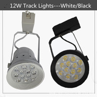 White/Warm White clothing store - 10pcs New LED Track Lights W V LED Spot Lighting Warm White White Light Color High Quality Track Lighting For Clothing Store