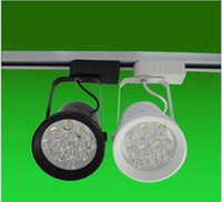 Wholesale Clothing Store LED Track Lights W V LED Spot Lighting Warm White White Light Color High Quality Track Lighting