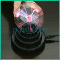Wholesale USB Plasma Ball USB Gadget Lighting Sphere Novelty