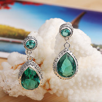 5 piece lot 925 silver jewelry gemstone Earring earbob free ...