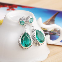 Wholesale 925 sterling silver Earrings jewelry LE0484