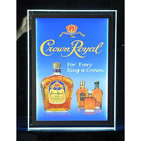 Wholesale LED double side crystal light box A4 poster size high bright panel signs frame signage