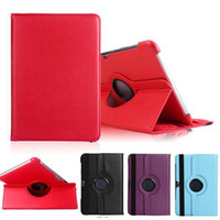 Wholesale S5Q Rotating Case Cover For Samsung Galaxy Tab P5113 P5100 P5110 AAACDV