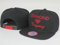 Wholesale Hot Snapbacks Diamond Hat New Styles TMT Cap Caps Snap Backs Men Hats Hater cap Ball Caps Men Cheap Snapback hat Men