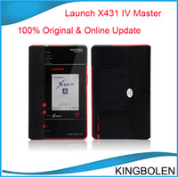 Wholesale 2014 LAUNCH X431 IV Launch X Master IV X Master IV Original Free Update via Internet Three Years Warranty