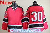 Wholesale 2014 New Discount Devils Team Hockey Wears Final Match Hockey Sportswears Embroidery Hockey Uniforms USA Jersey Brodeur Sports Jerseys