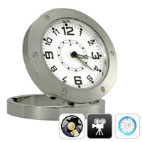 Wholesale Spy Camera Clock Motion Detection FPS Pinhole Lens SKU201011230014