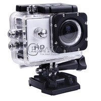 Wholesale Outdoor Waterproof SJ4000 Novatek P fps Mega Pixels H Inch Sports Home Security HD DV CAR DVR