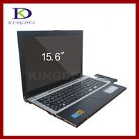 Wholesale 15 quot Notebook Laptop Computer with Intel Atom D2500 Dual Core Ghz GB GB DVD RW Webcam