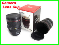 Wholesale Best Price CPAM Coffee camera lens mug cup Caniam logo Drop shipping