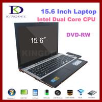 Wholesale 2GB GB quot Notebook Laptop Computer with Intel Celeron U Ghz Dual Core DVD RW HDMI Webcam