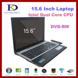 "Wholesale Computers Laptops Notebooks - 2GB 320GB, 15.6"" Notebook, Laptop Computer with Intel Celeron 1037U 1.8Ghz Dual Core, DVD-RW, HDMI, Webcam"