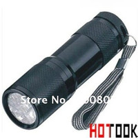 Wholesale LED Flashlight Aluminium LED Torch LED Flashlight x Ship via express