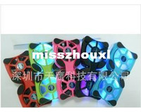 Double Fans best notebook cooling - Best price Mini USB Fan Octopus Laptop Notebook Fan Cooler Cooling Pad