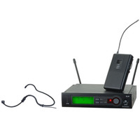 Wholesale Professional wireless Vocal Headset microphone system SLX14WH30 SLX14 WH30 SLX14 WH30