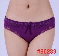 Wholesale Hot selling Women s underwear ladies lace underpants cotton underwear lovely panties mix color