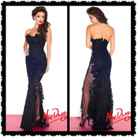 Reference Images Strapless Elastic Satin 2014 Modest Girl Woman See Through Sheath Strapless Sheer Sequins Tulle Beaded Applique Floor length Wedding dresses Formal Evening dresses