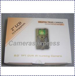 Livraison gratuite caméra extérieure de piste de chasse de l'IR LED noir IR 12 (sans MMS) ir hunting promotion à partir de chasse ir fournisseurs