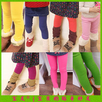 Wholesale 4250 Korean children s clothing factory direct winter models plus thick velvet leggings children pants run double the amount of mo