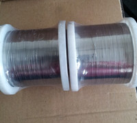 Wholesale 50M spool x0 mm x0 mm x0 mm x0 mm x0 mm A1 Kanthal electrical flat cord wire heating wire resistance wire