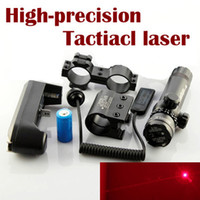 Wholesale High Quality High precision Hunting Adjustable Red Laser Sight Scope Outside Airsoft Rifle Gun Scope Riflescope hunting