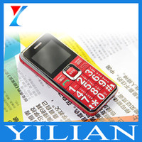 Wholesale Hot sale senior mobile phone cell phone for elder people with FM MP3 Big keyboard function