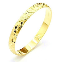 Bangle China-Tibet Unisex AAA+ High Quality 24K gold plated Bracelet, Men's Jewelry, Wire-Cable Chain Bracelet,g old plated Jewelry