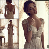 Reference Images wedding gowns - 2014 Best Selling Cap Sleeve Mermaid Wedding Dresses Luxury Pearls Wedding Gown Cathedral Train Sexy Backless Wedding Gown Customer Made
