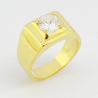 Wholesale 18k rose goldMs best quality plated rings bride married thousands of gold gold alluvial goldplated K gold
