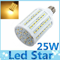 Wholesale E27 E40 E14 W SMD Led bulbs corn light lumens warm cool white led lights degree V V