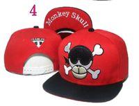 Cheap Ball Cap Monkey Skull cap Best can choose colors Spring & Fall snapback caps