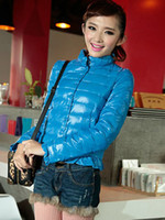 Wholesale Fashion Duck Feather Down Jacket women s outdoor coat r57 u8 ycP