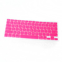 Wholesale New HOT SALE Case Casing Silicone Keyboard Protect or Skin Cover for MacBook and so on