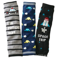 Unisex 0-6Mos Summer free shipping--[ Rocket ] car Neeson   multifunction Children socks   cartoon knee sleeve   Automotive rocket models   wholesale