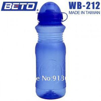 Wholesale Hot Selling New BETO Bike Bicycle Clycling Water Bottle Outdoor Sports Plastic Water Bottle ML